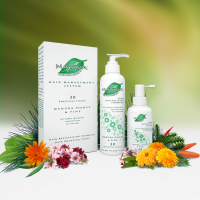 Nativa 30 Hair Management Set of Shampoo and Tonic - 30 natural ingredients