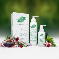 Nativa 33 Hair Management Set of Shampoo and Tonic - 33 natural ingredients